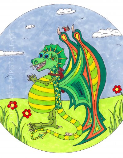 Antonia's Dragon