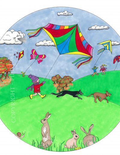 Chloe's Kite