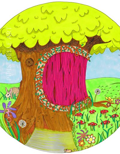 Olivia's Fairy Tree - Magic Tree